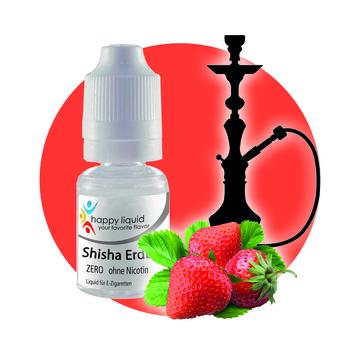 Shisha-Erdbeer-happy-liquid