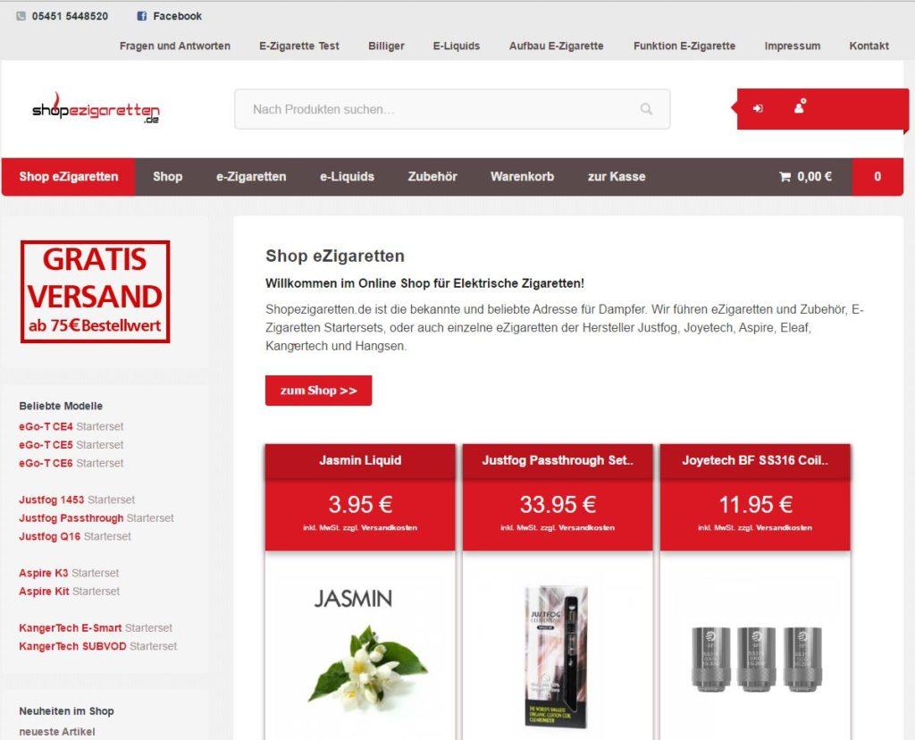 Interview mit shopezigaretten-de